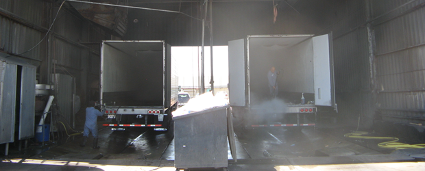 Refrigerated Trailer Washouts